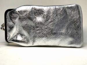 minet metallic argento
