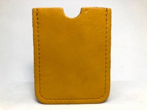 card nappa yellow