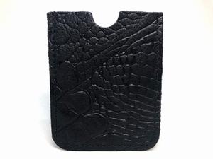 card alligator black