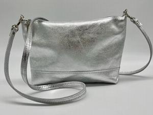 Rika metallic argento