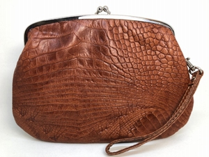 sally alligator cognac